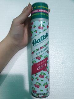 Dry shampoo batiste cherry
