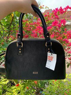 ELLE - Black Handbag
