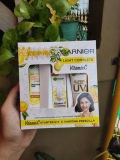 Garnier Vitamin C Starter Kit