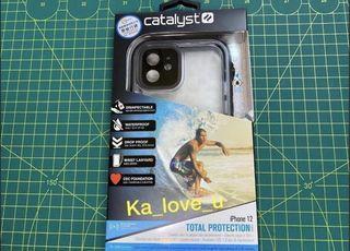 Catalyst iPhone 12/12pro 防水機殼 夏水禮 船p 游水必買🔥100%全新🇺🇲Catalyst iPhone 12防水保護殼