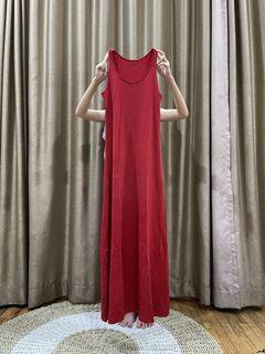 Giordano long dress