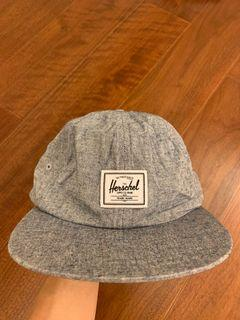 Herschel灰鴨舌帽