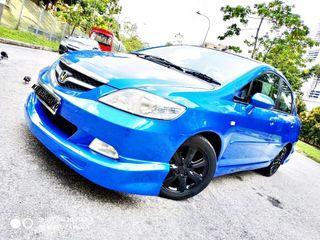 Honda City 1.5 Vtec (A)