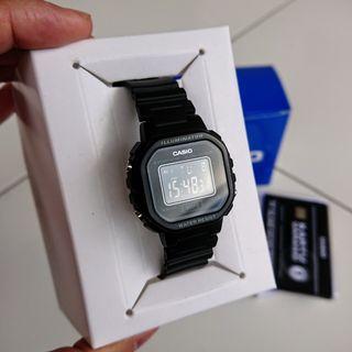 jam tangan casio la-20wh la20wh