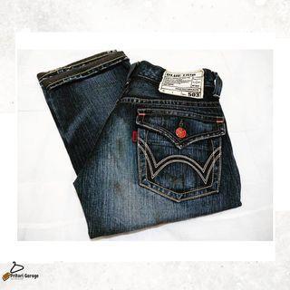 """Jeans Edwin Blue Trip Dark Blue """"Vintage"""""""