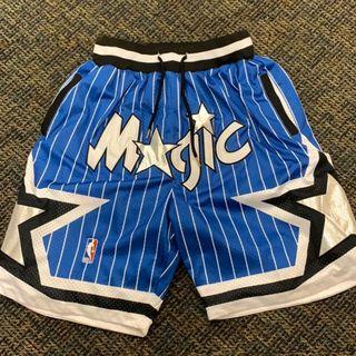 Just Don - Orlando Magic Retro NBA Shorts