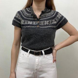 Knitted Top Knit Wear