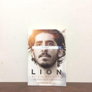 LION A LONG WAY HOME By Saroo Brierly