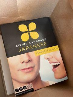 Living Language - Japanese Complete