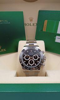 LNIB Rolex Daytona 116500LN