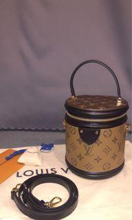 Louis Vuitton cannes bag飯桶包