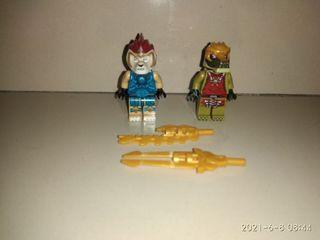 Mainan lego chima