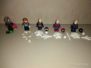 Mainan lego paket spiderman