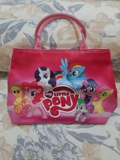 My little pony pink bag