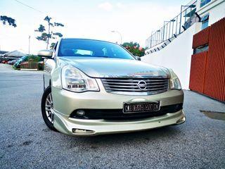 Nissan Slyphy 2.0 (A) 2011