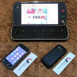 Nokia N97 32GB Big Original Black Touchscreen Ngage versi 2