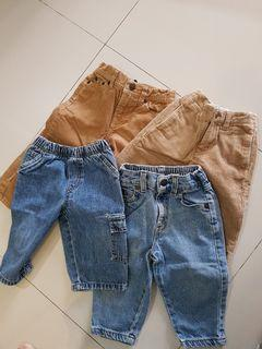 Pants for take all