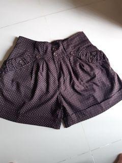 Polkadot Short Pants
