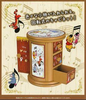 Pooh首飾盒