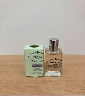 Prada Les infusion de prada Oeillet 8ml eau de parfum (postage included)香水 Perfume edp edt
