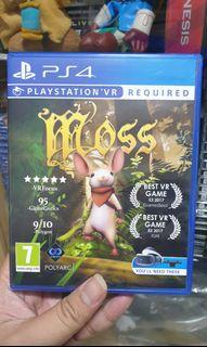 Ps4 Sony Playstation VR Moss Game
