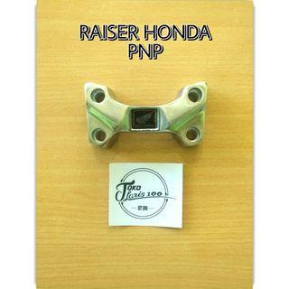 Raiser Motor Honda CB150R GL Megapro Tiger PNP T Atas Warna Silver Kualitas Terbaik