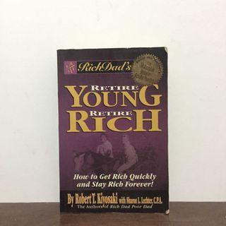 RICH DAD'S RETIRE YOUNG RETIRE RICH By Robert T Kiyosaki (English Version)