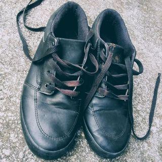 Sepatu Airwalk shoes Sam Jimbo monoblack