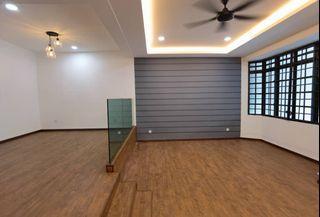 Setia Indah Double Storey For Sale