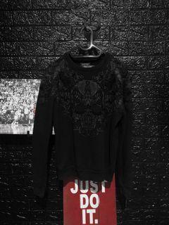 sweater Zara Man Skull Size S