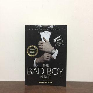 THE BAD BOY IN SUIT By Yessy N