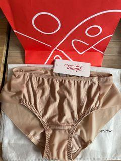 黛安芬-T-Shirt Bra系列平口內褲(經典裸)