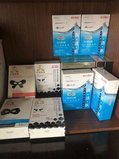 全新康是美購入森田眼膜:有效期內,每盒101,議價勿擾