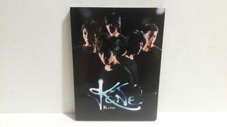 2003年 台灣男子組合 K ONE  We r K ONE CD