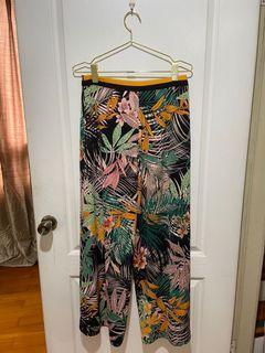 雨林風專櫃品牌涼感闊腿褲