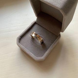包郵 925純銀 法文 英文 刻字 介指 silver ring french words accessories free ship