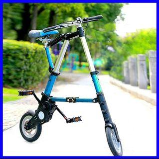 """❤ DELIVERY opt LIGHTWEIGHT mini bike 8"""" foldable bike small bike 8"""" foldable bike lightweight mini bike mini foldable bike small folding bike 8 inch bike mini wheel bike small wheel bike mini bicycle small bicycle mini wheel bicycle compact bike"""