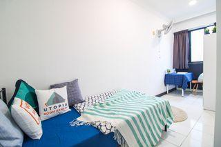 🎈 Looking For Convenient Place With Amazing Environment ? Rent A Single Room Near City Center Now