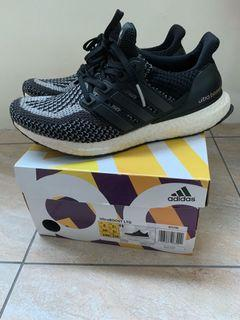 adidas愛迪達ultra boost慢跑鞋 編織鞋 氣墊鞋#618