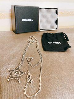 CHANEL達拉斯星星項鍊