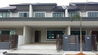CHERAS@[HOT] 24 x 75 FreeHold Double Storey Garden Suits Terrace House