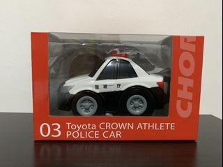 ChoroQ Toyota Japan Police