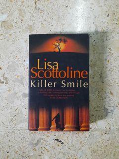 [English Novel] Killer Smile by Lisa Scottoline