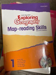Exploring Geography Map-reading skills 1