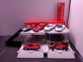 Free Delivery Ferrari Prestige Collection tag tomica Minichamps hotwheels cm model mini gt kyosho
