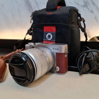 Fujifilm XA 3