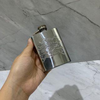 HIP FLASK botol minuman saku stainless steel pocket bottle