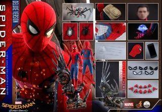 Hot Toys Spider-Man Deluxe 1/4 QS015