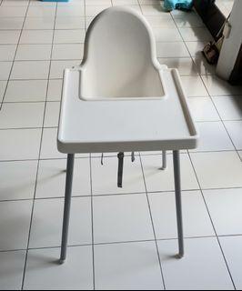 IKEA Antilop High Chair White