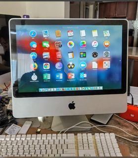 iMac 20 El Capitan Windows 7